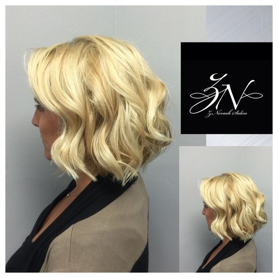 Beautiful Blonde @znevaehsalon Check This Out Blonde Blondehair Eye4photography # Photooftheday Z Nevaeh Salon L'Oreal Professionnel Knoxvillesalon Tecni.art Color Specialist Hairstyle
