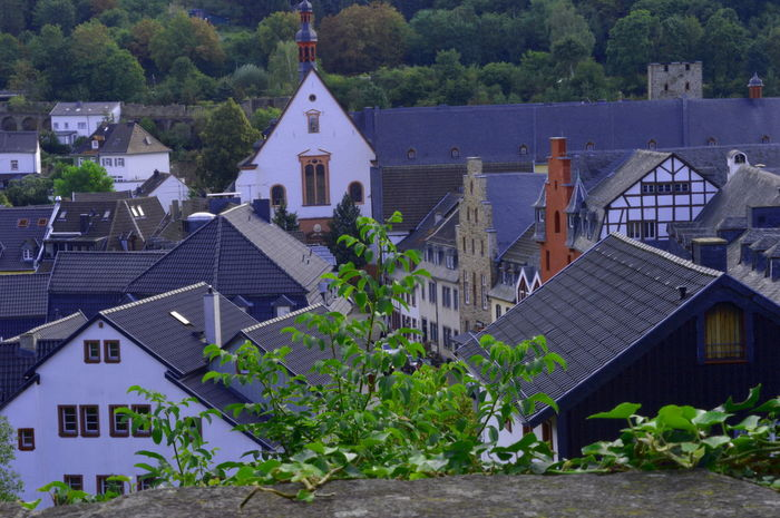 Beuty In Nature Castle Eifel Germany Hometown Nature No People Outdoors Town Village