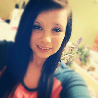 Beautiful Beauty Girl Gorgeous Cute Pretty Blue Eyes <3 Black Hair