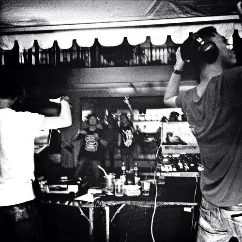 Last Night Silent Disco Party 975playfm