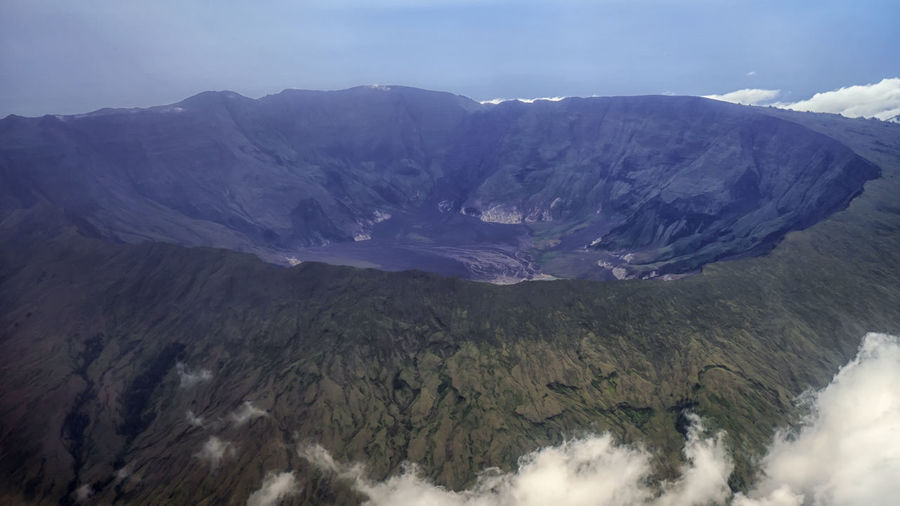 view caldera