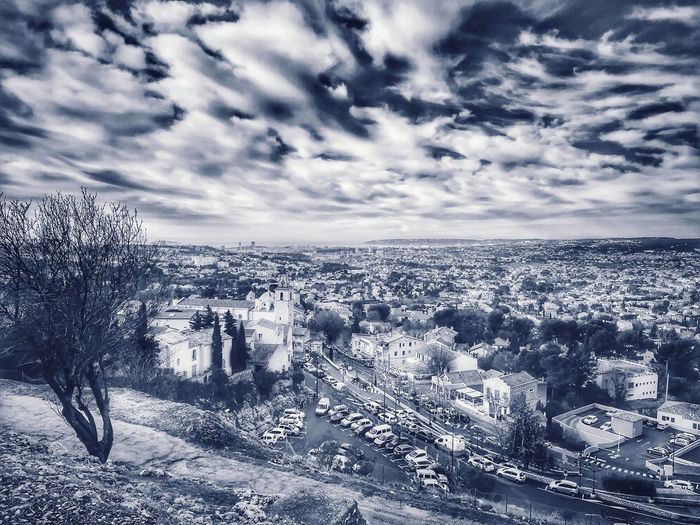 Clouds And Sky Marseilleinlove Marseillecity Bnw_captures Bnwphotography Noiretblanc Cityscape France 🇫🇷 Black And White EyeEm Best Shots Monochrome EyeEm Gallery Bnw_globe Noir Et Blanc Bnw_addicted Bnw_friday_eyeemchallenge Bnw_collection Bnw_planet Picoftheday Picofday Sky Cloud - Sky Nature Day No People Outdoors Beauty In Nature Scenics Close-up
