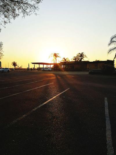 Sunset Sky Outdoors