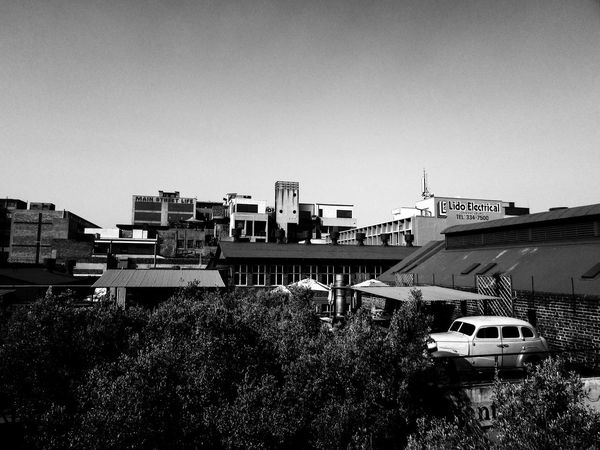 Monochrome Photography City Outdoors Sky South Africa Africa Maboneng Precinct Johannesburg Black And White Architecture Design Buildings Beetle Car Vintage Car Spaces Embrace Urban Life Adapted To The City The Secret Spaces