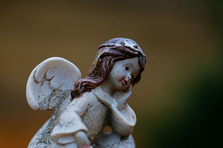 Engel Canonphotography Eye4photography  Eye4details No People Close-up Angel Figurine  Emotion Engel Graveyard Graveyard Beauty Weihnachten Christmas Decoration Jul Representation Creativity Dekoration Decoration