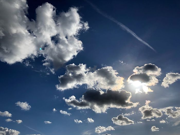 Clouds Sunlight Tranquility Outdoors Idyllic Sunbeam