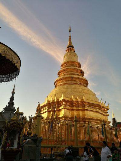 Phrathat Hariphunchai