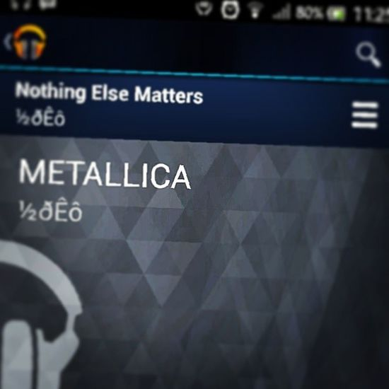 Nothingelsematters