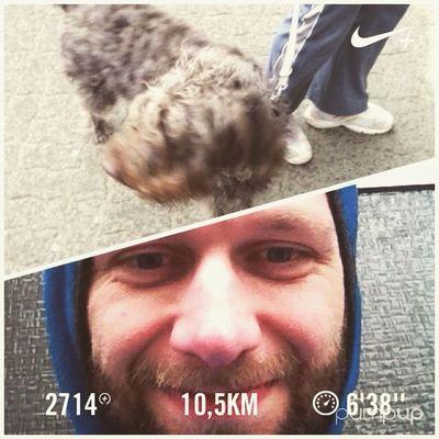 Running Nike Labradoodle Nikeplus Nikerunning Marathontraining Teampumpup Ismoothrun Gipis Smashrun Teamrun Wahoofitness