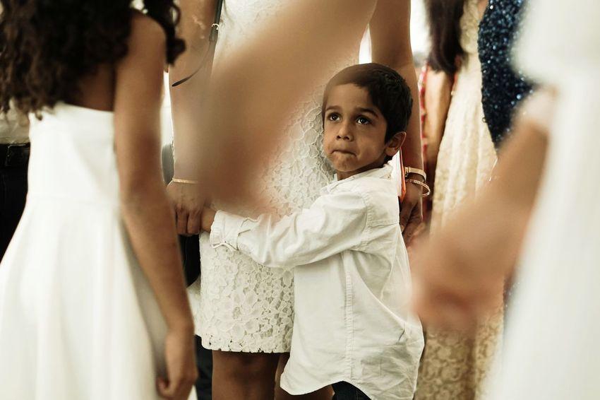 Child Little Boy EyeEm Selects Standing Togetherness Wedding