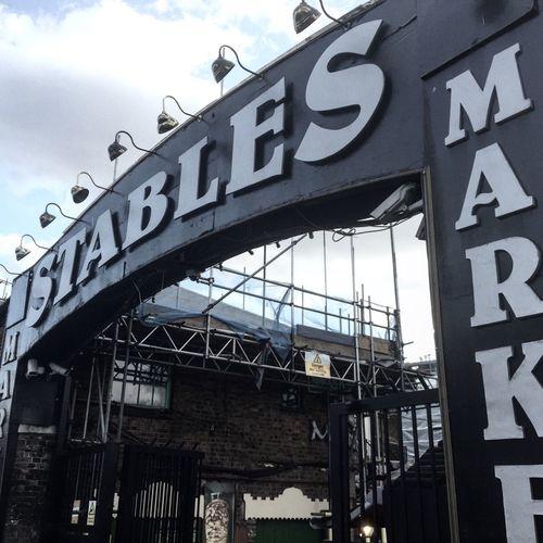 Camden Town Camdenmarket Stables