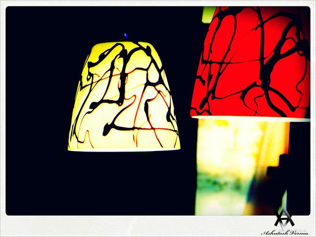 Lamps Colorful Lamps Light In The Darkness Lights Hello World Check This Out Taking Photos Eyeemphotography EyeEm Best Shots EyeEm Masterclass EyeEm Gallery Colorful Lights Your Design Story