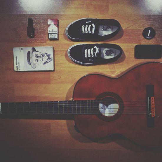 Vans Books Guitar Marlboro