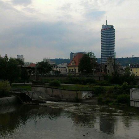 Dritter Tag der Saaletour,heute von Naumburg nach Jena