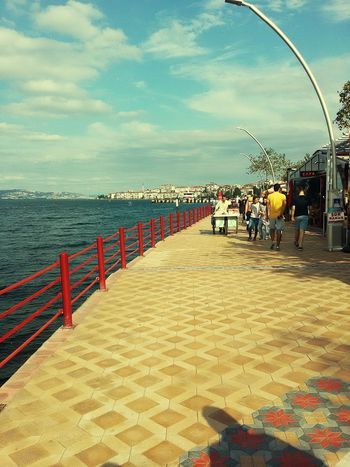 Urban Turkey Degirmendere Nature_collection Seaside Sea And Sky End Of Summer Last Days Of The Summer