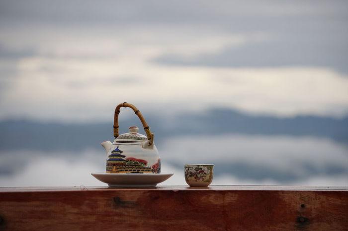 #Mae Hong Son #tea Food And Drink Tea - Hot Drink Refreshment Still Life Healthy Eating Nature Non-alcoholic Beverage #FoggyMorningSurprises #foggymorning #foggy