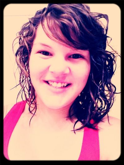 Love My Curly Hair