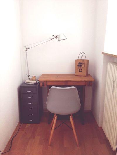 My Desk Work Flow Business Interior Design