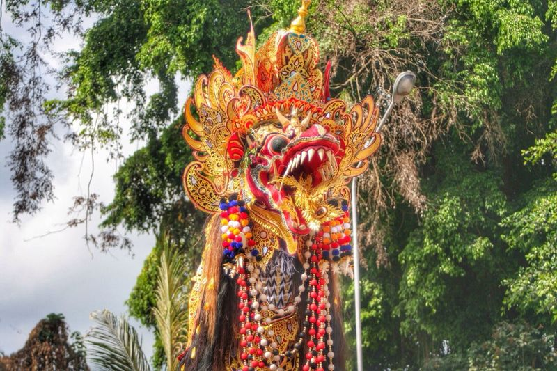 Bali Traditional Dragon