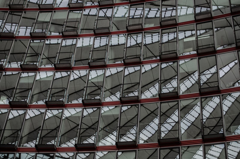 Mirror Architecture Backgrounds Building Building Exterior Built Structure Ceiling City Construction Industry Day Development Full Frame Glass - Material Low Angle View Modern No People Office Office Building Exterior Outdoors Pattern Reflection Texture Window Window Frame