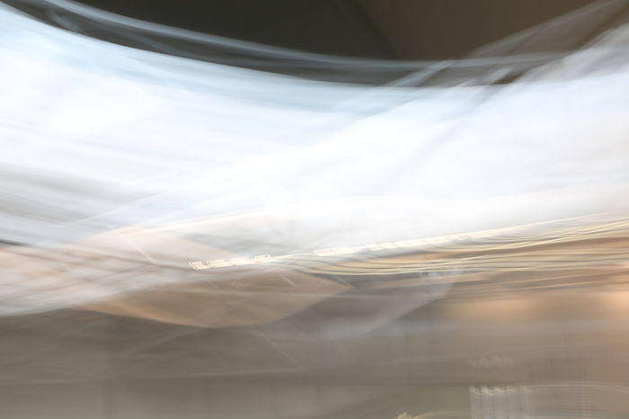 Abstract Light Movement Lighting Blur Lights Pale Brown Part Of Lighting System Tranquil Scene White