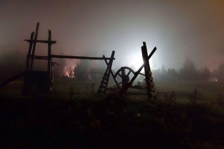 Happy Halloween ;) Halloween Happy Halloween! The Dark Landscape Horror