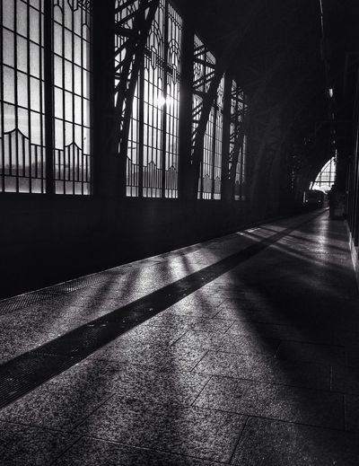 Monochrome The Architect - 2014 EyeEm Awards EyeEm Best Shots - Black + White Public Transportation