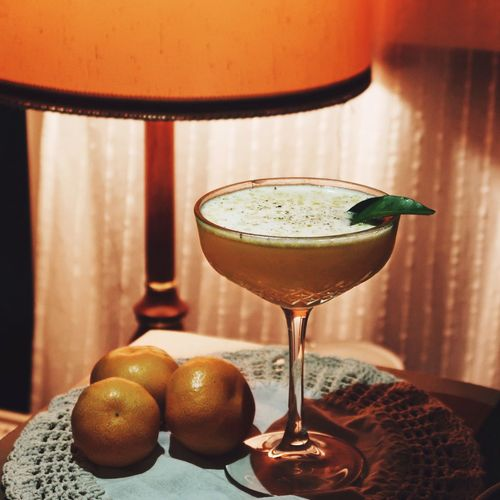 finally uploading my cocktail photos here - if you want a recipe, let me know in the comments or check out my Instagram 🥃 Cocktail Food And Drink Glasses Going Out Ice Cube Spirit Alcoholic Drink Alkohol Bartender Bartending Close-up Cocktails Cozy Daiquiri Delicious Foam Food And Drink Foodphotography Freshness Lamp Mandarin Mixology Orange Color Recipe Warm Light