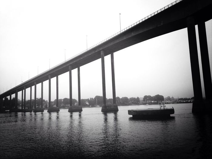 Black&white Hello World Taking Photos Boat Ride