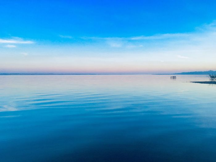 Water Sky Sea Beauty In Nature Scenics - Nature Blue Tranquil Scene Idyllic Horizon Horizon Over Water Nature Beach Day Outdoors Tranquility Cloud - Sky Non-urban Scene No People Land