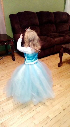 Spinning Around Elsa♡ Princess ♥ Halloween2015