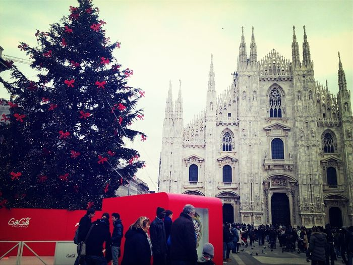 Milano is very cool! I love it
