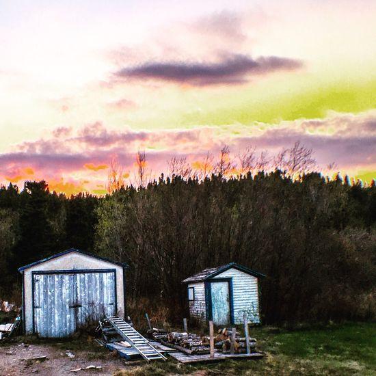 Shot On IPhone 6s Iphonography Rural Scenes Gambo Newfoundland