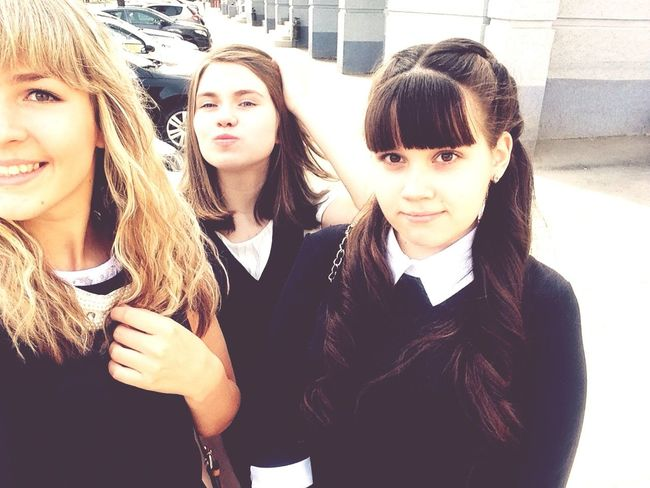 Hi! School ✌ Cheese! Enjoying Life Hello World Taking Photos Smile ✌ Together