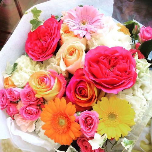 flowerbox💐 Flower Flowers Flowerbox Present Rainbow