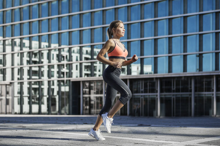 City Confidence  Fit Fitness Jogging Outdoors Run Running Sport Sports Sports Photography Woman