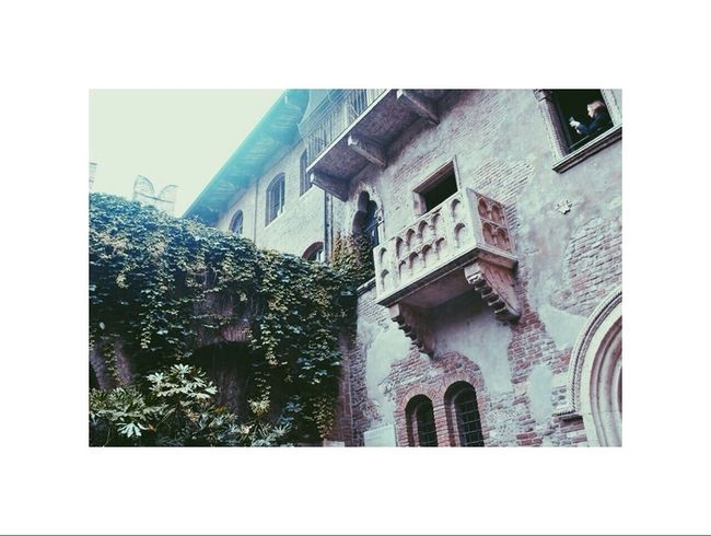 Terrazza Romeo Giulietta Verona