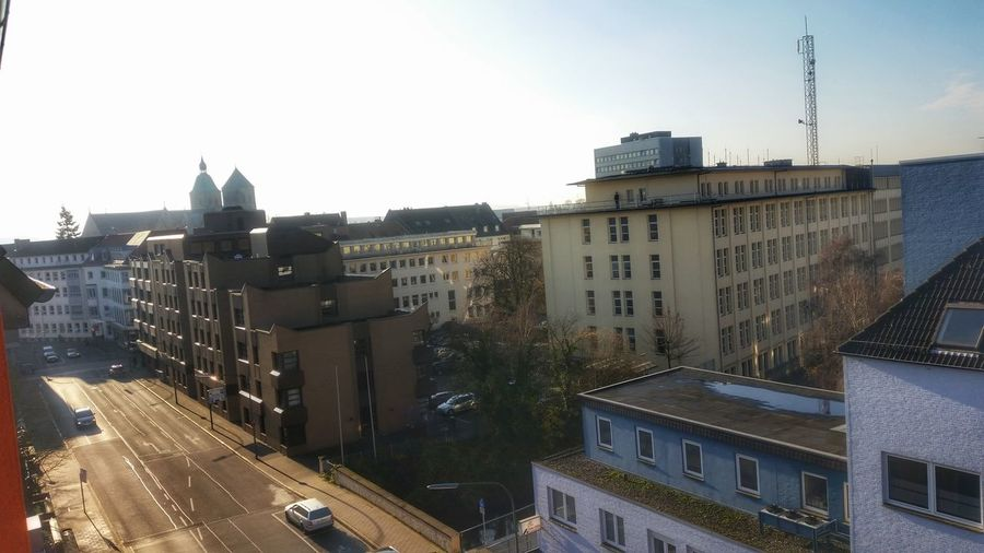 This Is Germany Osnabrück Cityscapes City Rooftop City Street Urbanphotography