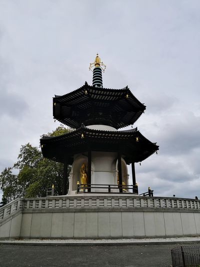 Pagoda Place Of