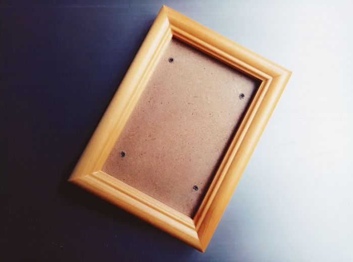 Close-up No People Indoors  Day Effect After Effects Frame Wooden Photo Frame