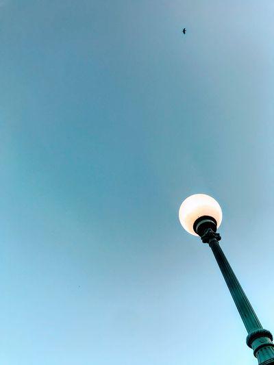 Sky Blue Street