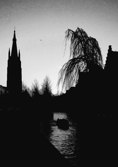 Bill Brandt Architecture Dark Darkness And Light Darkness Silhouette Brugge Photo