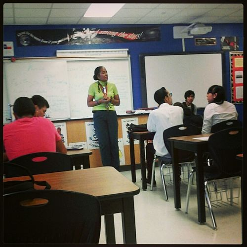 In Class Bored Af