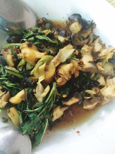 เมนูหอยหอย หร่อย หร่อย 🐌 Food Shell