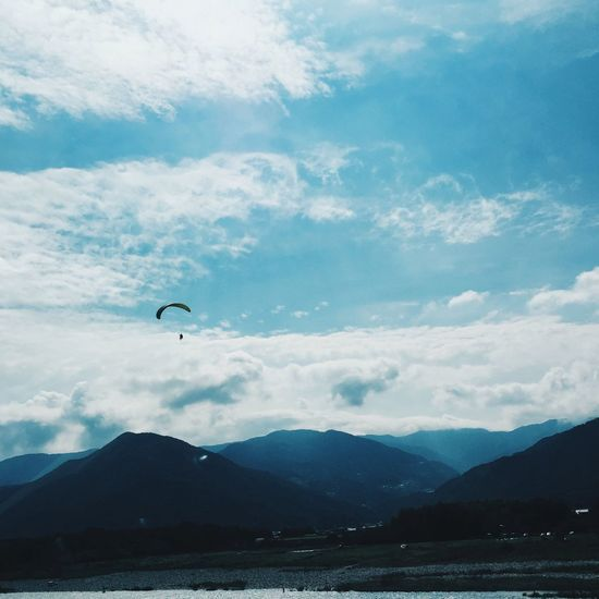 // Adrenaline Junkie // EyeEm Vscocam VSCO Exploring Tadaa Community Capture The Moment Mountains Landscape How's The Weather Today? Blue Sky