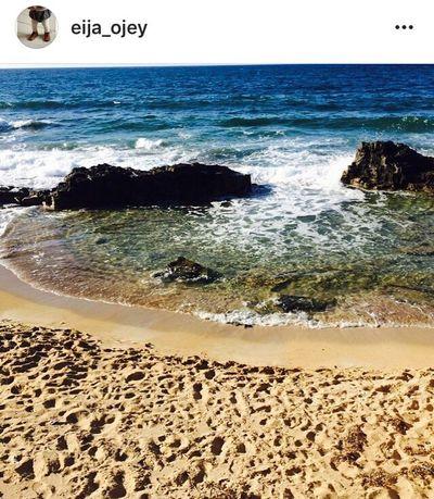Sea And Sky Sea IPhone 5S IPhoneography Taking Photos Libya Misurata Tripoli ❤ Photographer Libya Misurata