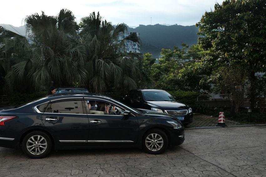 Fujifilm X100T Fujifilm South China 2016 EyeEm Awards China City City Landscape Guangdong China City Life Car Car Car China 2016 Here Belongs To Me City Street Hello World From My Point Of View Snapshots Of Life