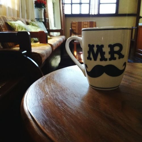 Mr. Mister :3 le cup looks so suavé Relaxing Taking Photos Coffee Time Mister Coffee