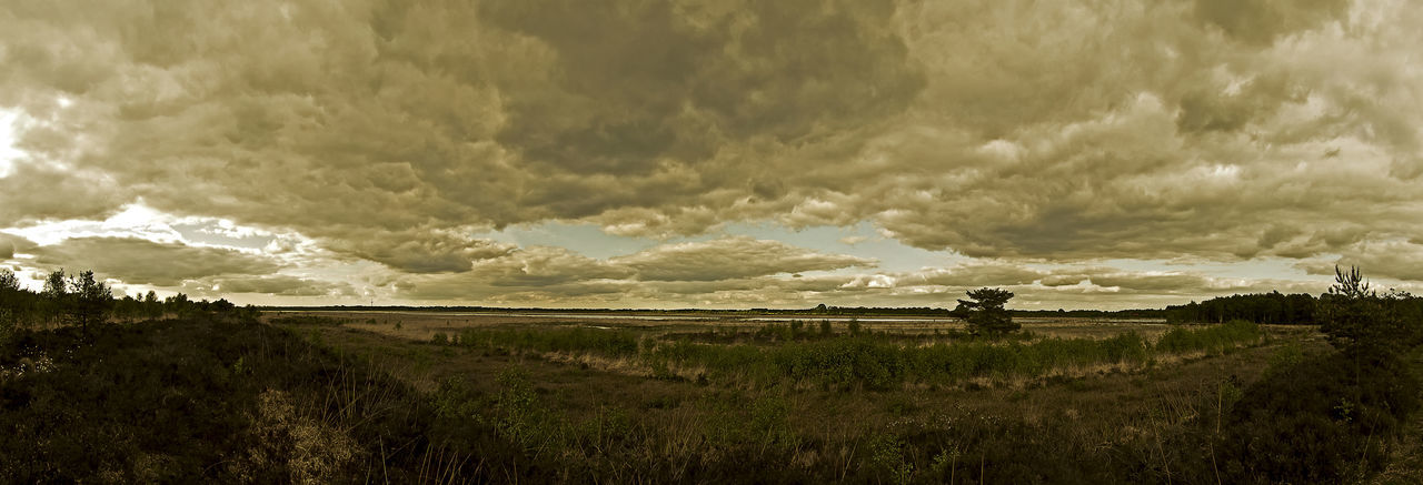 Cloud - Sky Cloudy Moored Nature Outdoors Sky Teufelsmoor Wolken Worpswede