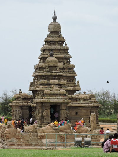India Culture Mahabalipuram, India